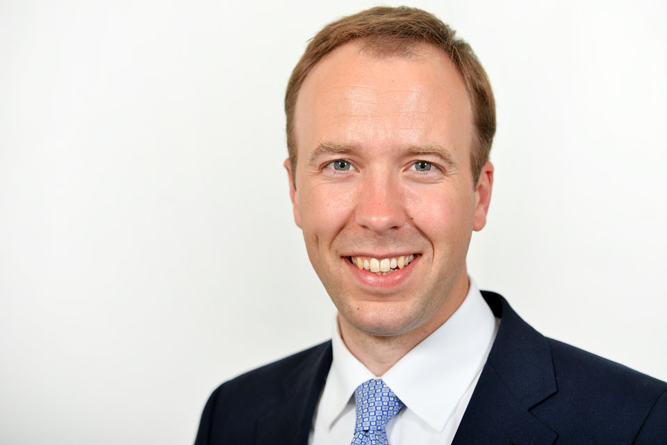 Prompt payment – a statement by The Rt Hon Matt Hancock MP